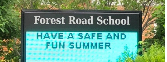 Have a Safe and Fun Summer!