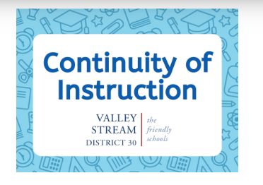continuity of instruction graphic