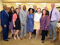 District Celebrates Newly Tenured Staff Photo