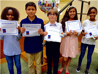 Awarding Exceptional Students Photo