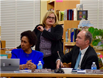 BOE Meeting Photo