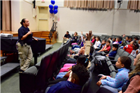 Officers Inspire Students to Be Responsible Digital Citizens Photo 3