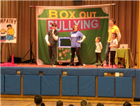Box Out Bullying Assembly