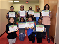Shaw Students Commended for Showing Their Character