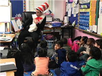 Students and Staff Celebrate Dr. Seuss Photo 1
