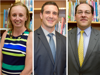 District 30 Welcomes Three New Administrators Photo 1