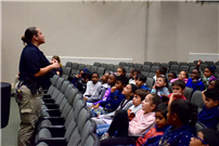 Officers Inspire Students to Be Responsible Digital Citizens Photo 2
