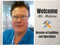 District Appoints New Director of Facilities and Operations Photo thumbnail97861